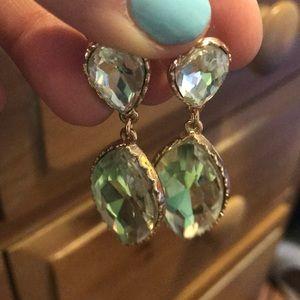 Aldo dangle earrings